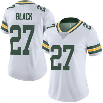 Women's Nike Green Bay Packers Henry Black White Vapor Untouchable Jersey - Limited