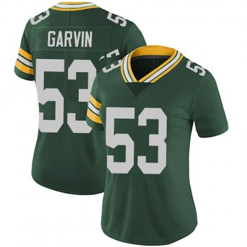 Women's Nike Green Bay Packers Jonathan Garvin Green Team Color Vapor Untouchable Jersey - Limited