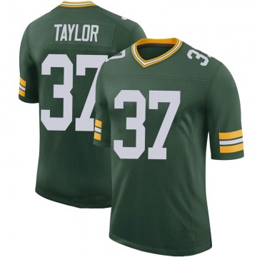 Youth Nike Green Bay Packers Aaron Taylor Green 100th Vapor Jersey - Limited