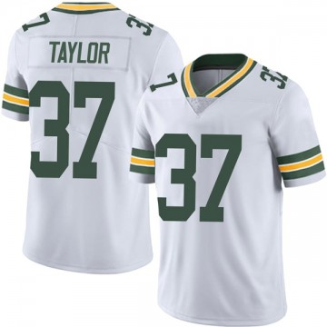 Youth Nike Green Bay Packers Aaron Taylor White Vapor Untouchable Jersey - Limited