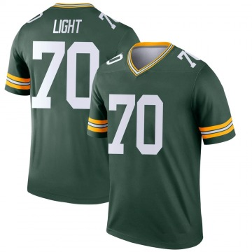 Youth Nike Green Bay Packers Alex Light Green Jersey - Legend