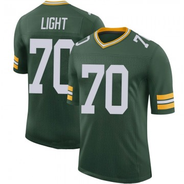 Youth Nike Green Bay Packers Alex Light Light Green Green 100th Vapor Jersey - Limited