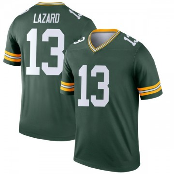 Youth Nike Green Bay Packers Allen Lazard Green Jersey - Legend