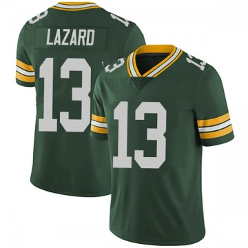 Youth Nike Green Bay Packers Allen Lazard Green Team Color Vapor Untouchable Jersey - Limited