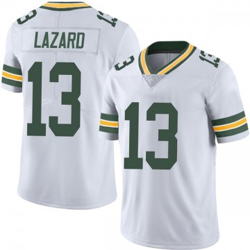 Youth Nike Green Bay Packers Allen Lazard White Vapor Untouchable Jersey - Limited