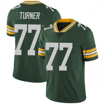 Youth Nike Green Bay Packers Billy Turner Green Team Color Vapor Untouchable Jersey - Limited
