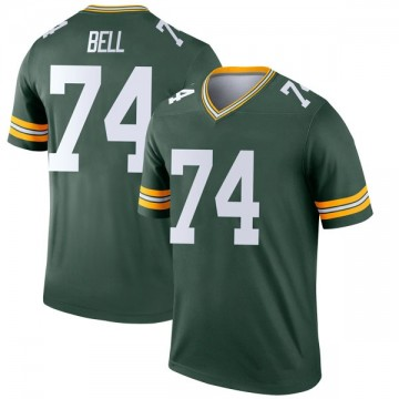 Youth Nike Green Bay Packers Byron Bell Green Jersey - Legend