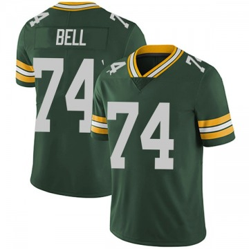 Youth Nike Green Bay Packers Byron Bell Green Team Color Vapor Untouchable Jersey - Limited