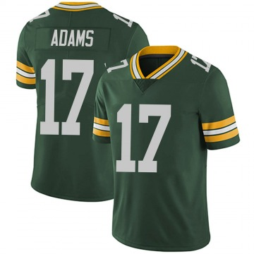 Youth Nike Green Bay Packers Davante Adams Green Team Color Vapor Untouchable Jersey - Limited
