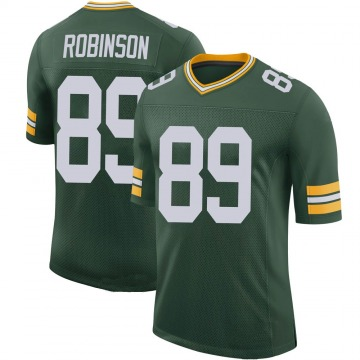 Youth Nike Green Bay Packers Dave Robinson Green 100th Vapor Jersey - Limited