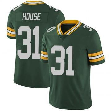 Youth Nike Green Bay Packers Davon House Green Team Color Vapor Untouchable Jersey - Limited
