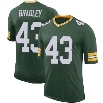 Youth Nike Green Bay Packers Hunter Bradley Green 100th Vapor Jersey - Limited