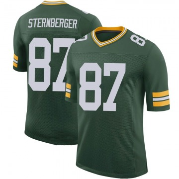 Youth Nike Green Bay Packers Jace Sternberger Green 100th Vapor Jersey - Limited
