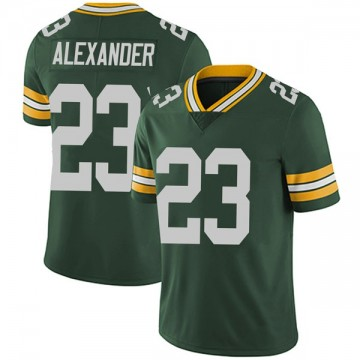 Youth Nike Green Bay Packers Jaire Alexander Green Team Color Vapor Untouchable Jersey - Limited