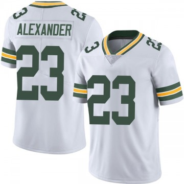 Youth Nike Green Bay Packers Jaire Alexander White Vapor Untouchable Jersey - Limited