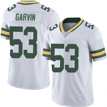 Youth Nike Green Bay Packers Jonathan Garvin White Vapor Untouchable Jersey - Limited