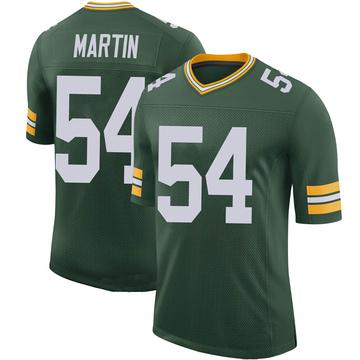 Youth Nike Green Bay Packers Kamal Martin Green 100th Vapor Jersey - Limited