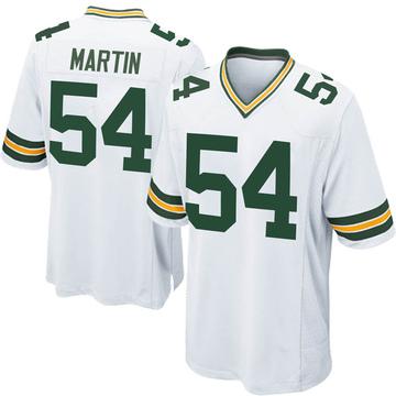 Youth Nike Green Bay Packers Kamal Martin White Jersey - Game
