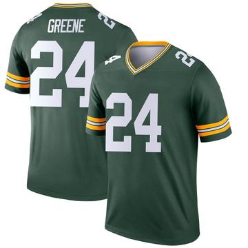 Youth Nike Green Bay Packers Raven Greene Green Jersey - Legend