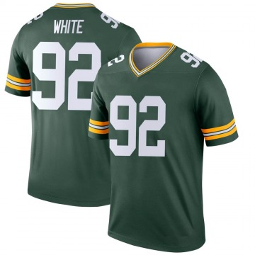 Youth Nike Green Bay Packers Reggie White Green Jersey - Legend
