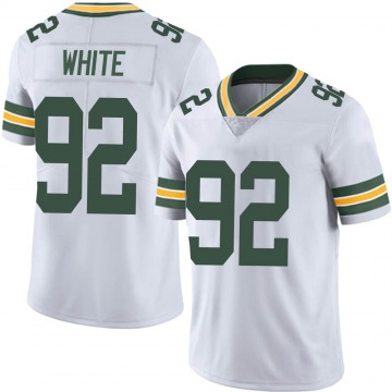 Youth Nike Green Bay Packers Reggie White White Vapor Untouchable Jersey - Limited