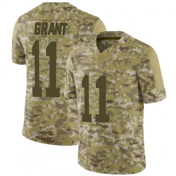 Youth Nike Green Bay Packers Ryan Grant Camo 2018 Salute to Service Jersey - Limited