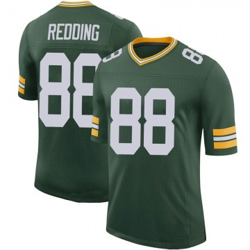 Youth Nike Green Bay Packers Teo Redding Green 100th Vapor Jersey - Limited