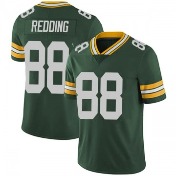 Youth Nike Green Bay Packers Teo Redding Green Team Color Vapor Untouchable Jersey - Limited