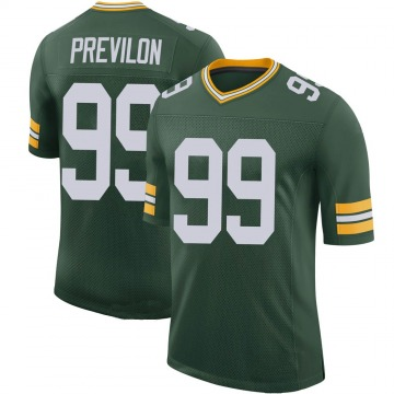 Youth Nike Green Bay Packers Willington Previlon Green 100th Vapor Jersey - Limited